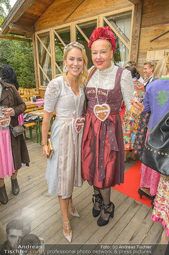 Damenwiesn - Wiener Wiesn, Wien - Do 10.10.2019 - Kathi WÖRNDL, Andrea BUDAY36