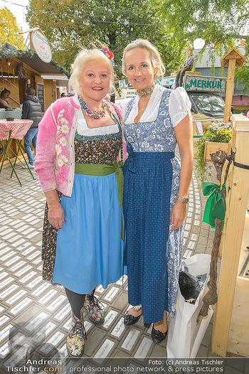 Damenwiesn - Wiener Wiesn, Wien - Do 10.10.2019 - Marika LICHTER, Uli EHRLICH39