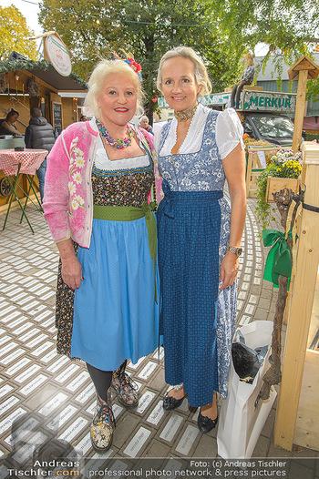Damenwiesn - Wiener Wiesn, Wien - Do 10.10.2019 - Marika LICHTER, Uli EHRLICH40
