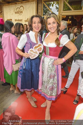 Damenwiesn - Wiener Wiesn, Wien - Do 10.10.2019 - Lizz GÖRGL, Imma BAUMGARTNER41