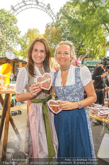 Damenwiesn - Wiener Wiesn, Wien - Do 10.10.2019 - Maggie ENTENFELLNER, Uli EHRLICH45