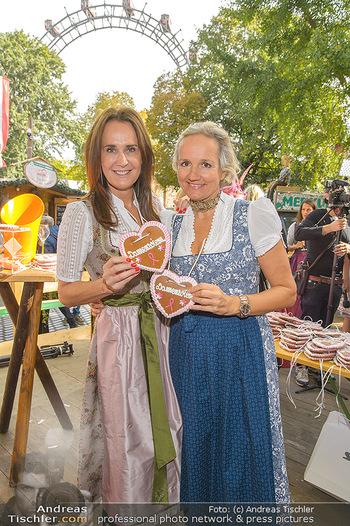 Damenwiesn - Wiener Wiesn, Wien - Do 10.10.2019 - Maggie ENTENFELLNER, Uli EHRLICH46