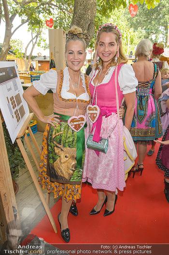Damenwiesn - Wiener Wiesn, Wien - Do 10.10.2019 - Evelyn RILLE, Susanne HOFFMANN48