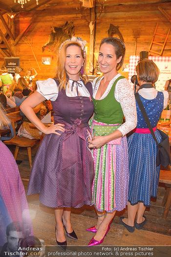 Damenwiesn - Wiener Wiesn, Wien - Do 10.10.2019 - Kati BELLOWITSCH, Johanna SETZER49