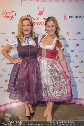 Damenwiesn - Wiener Wiesn, Wien - Do 10.10.2019 - Johanna SETZER, Lizz GÖRGL75