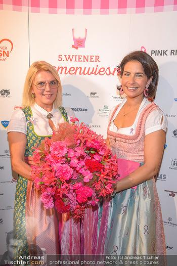 Damenwiesn - Wiener Wiesn, Wien - Do 10.10.2019 - Liane SEITZ, Sonja KATO-MAILATH-POKORNY79
