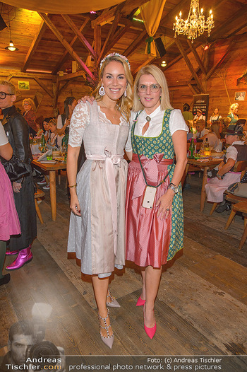 Damenwiesn - Wiener Wiesn, Wien - Do 10.10.2019 - Kathi WÖRNDL (Liane SEITZ)100