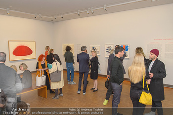 Sammlung Guerlain Eröffnung - Albertina, Wien - Do 10.10.2019 - 19
