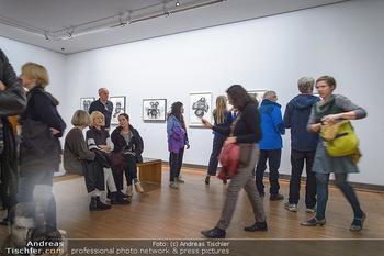 Sammlung Guerlain Eröffnung - Albertina, Wien - Do 10.10.2019 - 23