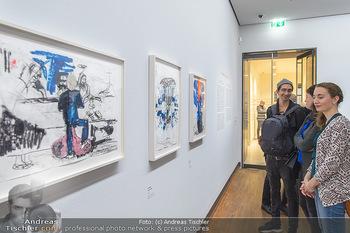 Sammlung Guerlain Eröffnung - Albertina, Wien - Do 10.10.2019 - 24