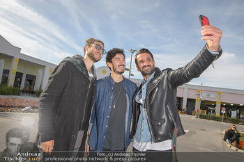 Promi Bungee Jumping - Parndorf Fashion Outlet - Fr 11.10.2019 - Nadiv und Nuriel MOLCHO, Fadi MERZA27