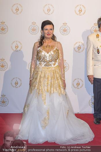 Fürst Albert II. von Monaco - Hofburg Wien - Fr 11.10.2019 - Herta Margarete HABSBURG-LOTHRINGEN4