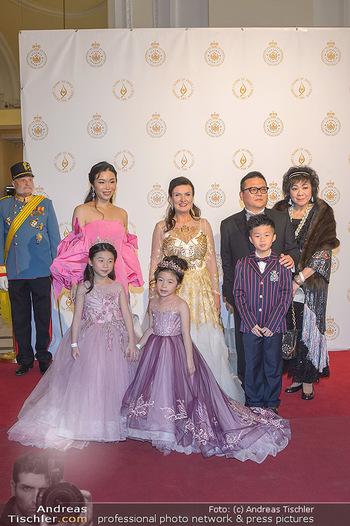 Fürst Albert II. von Monaco - Hofburg Wien - Fr 11.10.2019 - 7