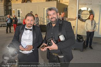Fürst Albert II. von Monaco - Hofburg Wien - Fr 11.10.2019 - Andreas LEPSI, Philipp HUTTER11
