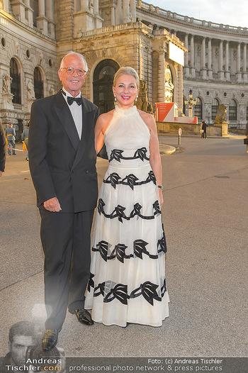 Fürst Albert II. von Monaco - Hofburg Wien - Fr 11.10.2019 - Martina und Werner FASSLABEND16