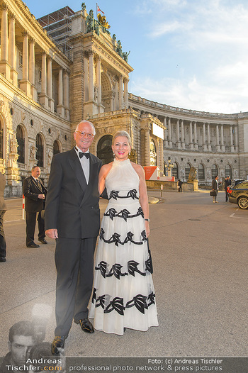 Fürst Albert II. von Monaco - Hofburg Wien - Fr 11.10.2019 - Martina und Werner FASSLABEND17