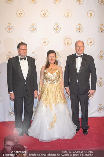 Fürst Albert II. von Monaco - Hofburg Wien - Fr 11.10.2019 - Sandor und Herta Margarete HABSBURG-LOTHRINGEN, Fürst Albert II19