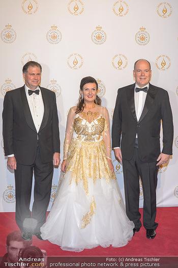 Fürst Albert II. von Monaco - Hofburg Wien - Fr 11.10.2019 - Sandor und Herta Margarete HABSBURG-LOTHRINGEN, Fürst Albert II21