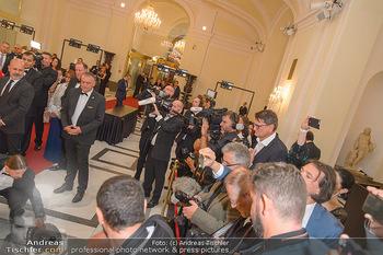 Fürst Albert II. von Monaco - Hofburg Wien - Fr 11.10.2019 - 30