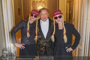 Richard Lugner 87er - Palais Auersperg - Sa 12.10.2019 - Richard LUGNER6