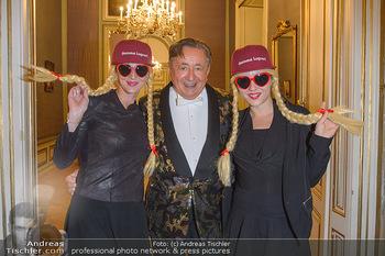 Richard Lugner 87er - Palais Auersperg - Sa 12.10.2019 - Richard LUGNER7