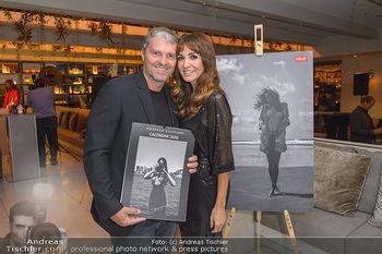 Manfred Baumann Kalenderpräsentation - Hotel LeMeridien, Wien - Mo 14.10.2019 - Manfred und Nelly BAUMANN3