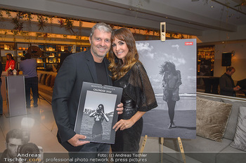 Manfred Baumann Kalenderpräsentation - Hotel LeMeridien, Wien - Mo 14.10.2019 - Manfred und Nelly BAUMANN4