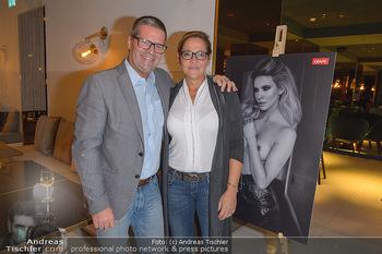 Manfred Baumann Kalenderpräsentation - Hotel LeMeridien, Wien - Mo 14.10.2019 - Gerold RUDLE, Monica WEINZETTL33