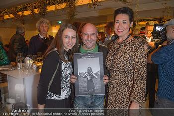 Manfred Baumann Kalenderpräsentation - Hotel LeMeridien, Wien - Mo 14.10.2019 - Lydia PRENNER-KASPER, Andrea HÄNDLER, Christoph FÄLBL42