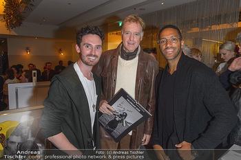 Manfred Baumann Kalenderpräsentation - Hotel LeMeridien, Wien - Mo 14.10.2019 - James COTTRIAL, Albert FORTELL, Cesar SAMPSON51