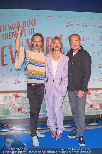 Kinopremiere ´Ich war noch niemals in New York´ - Hollywood Megaplexx Gasometer, Wien - Di 15.10.2019 - Michael OSTROWSKI, Heike MAKATSCH, Uwe OCHSENKNECHT69
