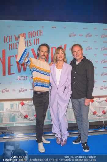 Kinopremiere ´Ich war noch niemals in New York´ - Hollywood Megaplexx Gasometer, Wien - Di 15.10.2019 - Michael OSTROWSKI, Heike MAKATSCH, Uwe OCHSENKNECHT71