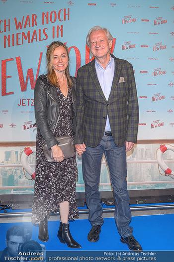 Kinopremiere ´Ich war noch niemals in New York´ - Hollywood Megaplexx Gasometer, Wien - Di 15.10.2019 - Freddy BURGER mit Ehefrau79