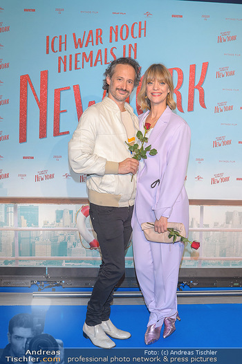 Kinopremiere ´Ich war noch niemals in New York´ - Hollywood Megaplexx Gasometer, Wien - Di 15.10.2019 - Heike MAKATSCH, Michael OSTROWSKI92
