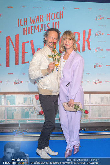 Kinopremiere ´Ich war noch niemals in New York´ - Hollywood Megaplexx Gasometer, Wien - Di 15.10.2019 - Heike MAKATSCH, Michael OSTROWSKI93