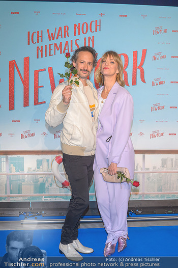 Kinopremiere ´Ich war noch niemals in New York´ - Hollywood Megaplexx Gasometer, Wien - Di 15.10.2019 - Heike MAKATSCH, Michael OSTROWSKI94