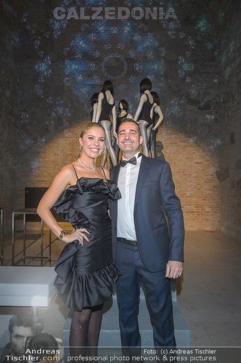 Calzedonia - a night of Glitz & Glamour - Palais Coburg, Wien - Mi 16.10.2019 - Victoria SWAROVSKI, Davide DE ROSSI74