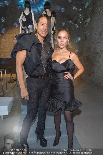 Calzedonia - a night of Glitz & Glamour - Palais Coburg, Wien - Mi 16.10.2019 - Jorge GONZALEZ, Victoria SWAROVSKI81
