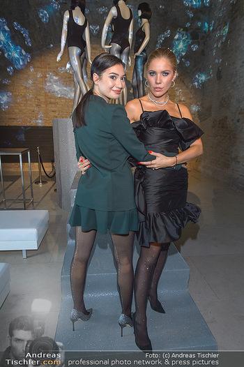 Calzedonia - a night of Glitz & Glamour - Palais Coburg, Wien - Mi 16.10.2019 - Paola KOSLOWSKI, Victoria SWAROVSKI82