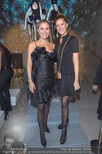 Calzedonia - a night of Glitz & Glamour - Palais Coburg, Wien - Mi 16.10.2019 - Victoria SWAROVSKI mit Schwester Paulina85