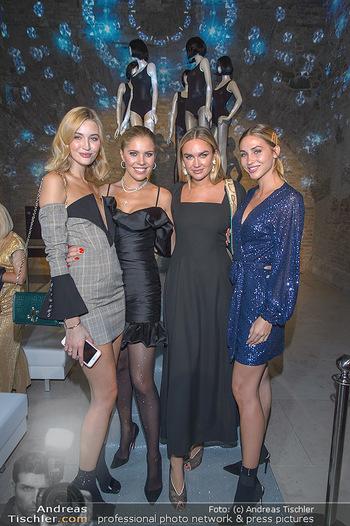 Calzedonia - a night of Glitz & Glamour - Palais Coburg, Wien - Mi 16.10.2019 - Victoria SWAROVSKI, Mandy BORK, Ann-Kathrin GÖTZE90