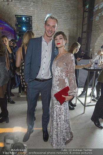 Calzedonia - a night of Glitz & Glamour - Palais Coburg, Wien - Mi 16.10.2019 - Maria YAKOVLEVA mit Freund Philipp103