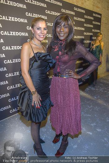 Calzedonia - a night of Glitz & Glamour - Palais Coburg, Wien - Mi 16.10.2019 - Victoria SWAROVSKI, Doretta CARTER114