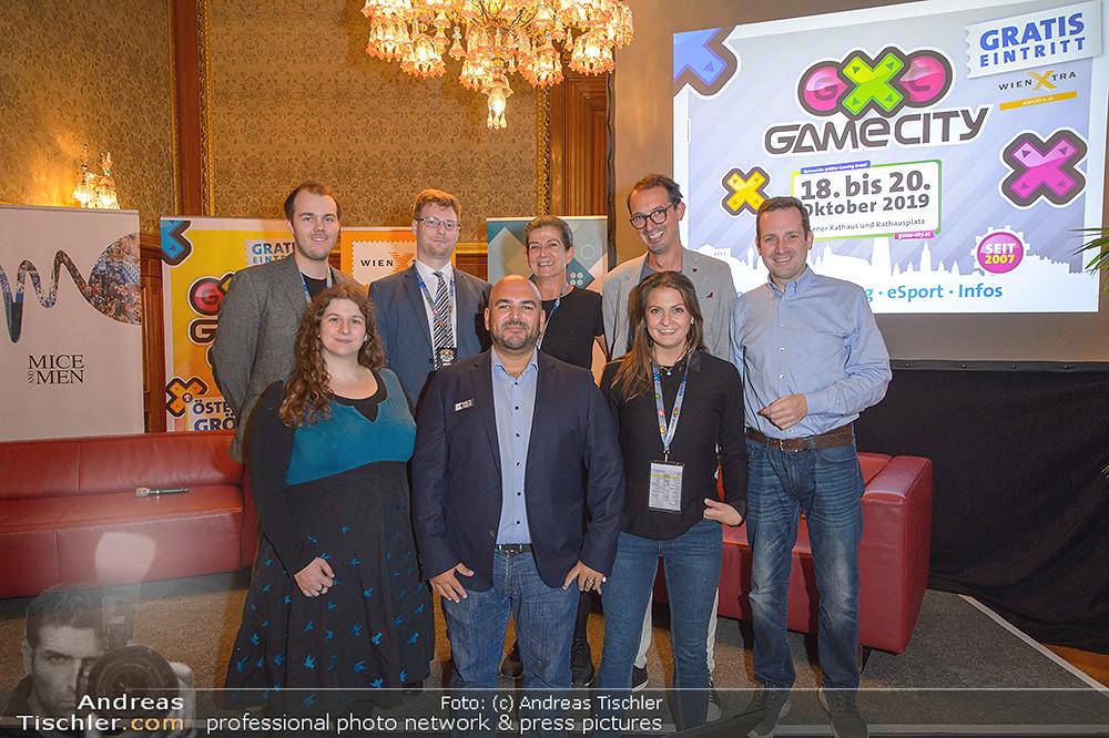 Game City PK - 2019-10-17 - Rathaus Wien