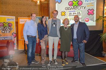 Game City PK - Rathaus Wien - Do 17.10.2019 - 9