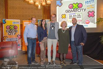 Game City PK - Rathaus Wien - Do 17.10.2019 - 10