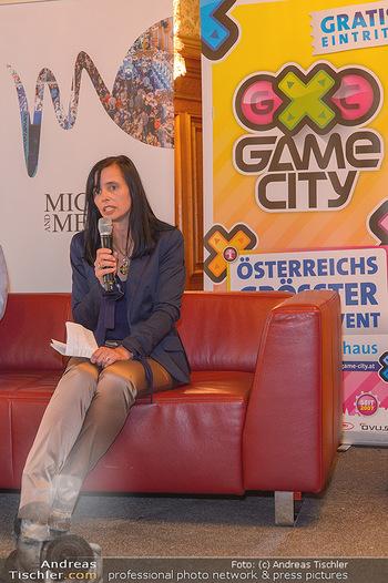 Game City PK - Rathaus Wien - Do 17.10.2019 - 21