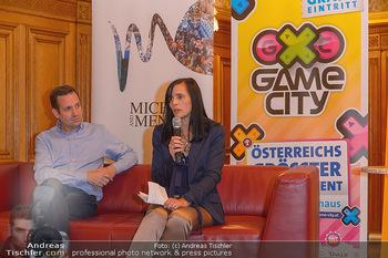 Game City PK - Rathaus Wien - Do 17.10.2019 - 22