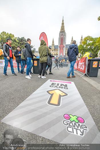 Game City Tag 1 - Rathaus Wien - Fr 18.10.2019 - 9