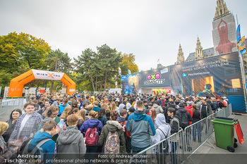Game City Tag 1 - Rathaus Wien - Fr 18.10.2019 - 14